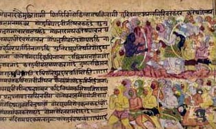 dating of mahabharata and ramayana